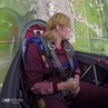 World's best female aerobatic aircraft pilot Svetlana Kapanina.