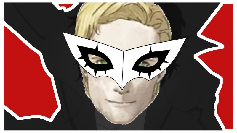 LESKINEN IS A PHANTOM THIEF ! - Wake Up ! Get Up ! Get Out There ! - Except it's all Leskinen -