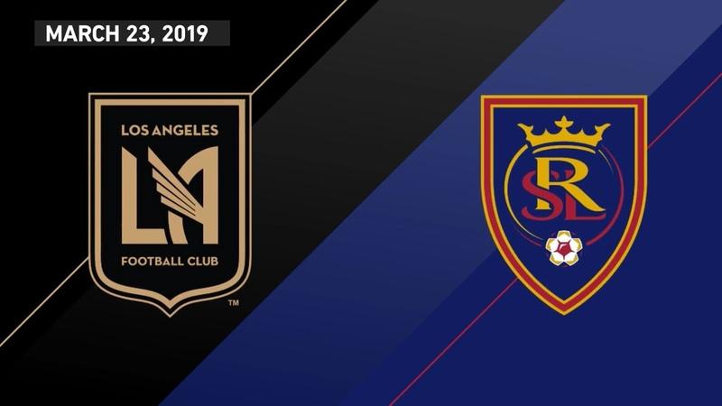 Los Angeles Football Club vs. Real Salt Lake   HIGHLIGHTS - March 23, 2019
