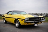 Dodge Challenger 1970 RT 440 Magnum Engine Full restored - Very High-End V8 Sound!