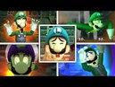 WHAT IF Luigi Had Other FINAL SMASHES Super Smash Bros Mods