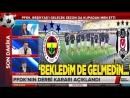 PFDK Fenerbahçeyi derbide hükmen galip ilan etti!