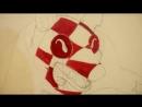 Orbital of slagar - картина на холсте штандарт by excellent hell
