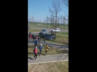 Задержание водителя в Иваново.