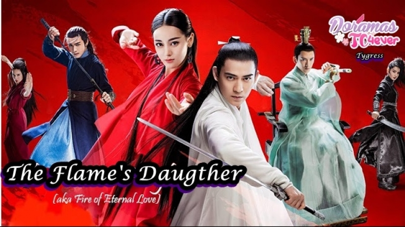 The Flames Daughter Episodio 18 DoramasTC4ever