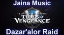 Jaina Raid Music (Intro) | Battle of Dazar'alor | Tides of Vengeance Music Patch 8.1