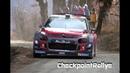 TEST SEB OGIER CITROEN C3 WRC MONTE CARLO 2019 CHECKPOINTRALLYE