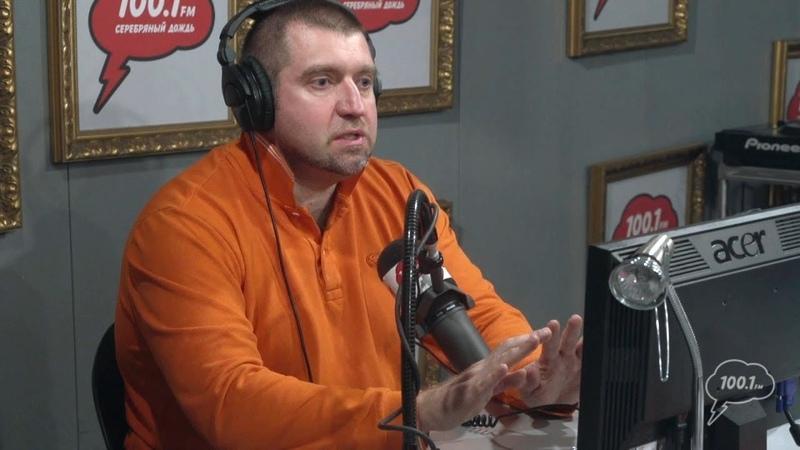 «Утренний Live», Дмитрий Потапенко о самозанятости, налогах, футболе и другом