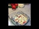 Запеканка из цветной капусты с куриной грудкой — рецепт от