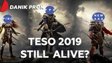 MMO Elder Scrolls Online в 2019! Все плохо (ESO Dying)
