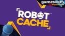 Gamescom 2018 Robot Cache - Interview mit Lee Jacobson