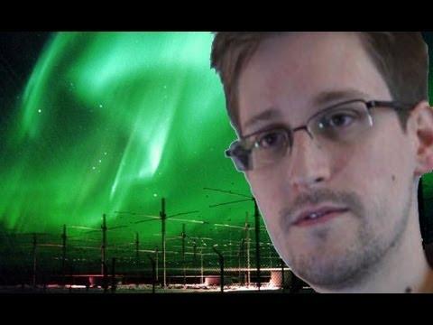 Edward Snowden Releases HAARP Mind Control Machine Documents?