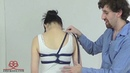 Rope Bondage Tutorial The Chest Harness