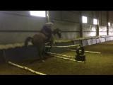22 June // прыгаем с Мишулей💕 // отрабатываем технику прыжка