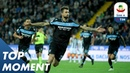Acerbi's Opening Goal | Udinese 1-2 Lazio | Top Moment | Serie A
