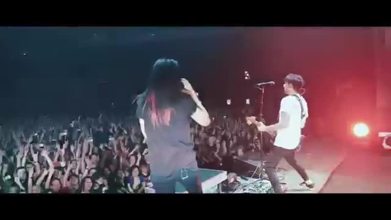 LOUNA - Огня _ 0 _ OFFICIAL LIVE VIDEO _ 2018