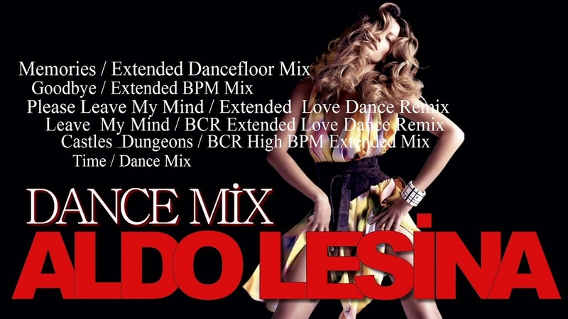 Aldo Lesina - Dance Mix ( Compilation ) İtalo Disco