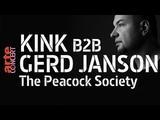 KiNK B2B Gerd Janson - live (Full Show HiRes) @ The Peacock Society ARTE Concert