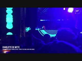 Charlotte de Witte playing Toni Alvarez, Miguel do Reis - Pump Up The Swag (AnGy KoRe Remix)