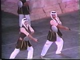 Iraqi National Troupe of Folk Art - Folkloric Men's Sword Dance