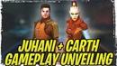 Juhani Carth Onasi Gameplay Unveiling Darth Malak and Revan Incoming Galaxy of Heroes