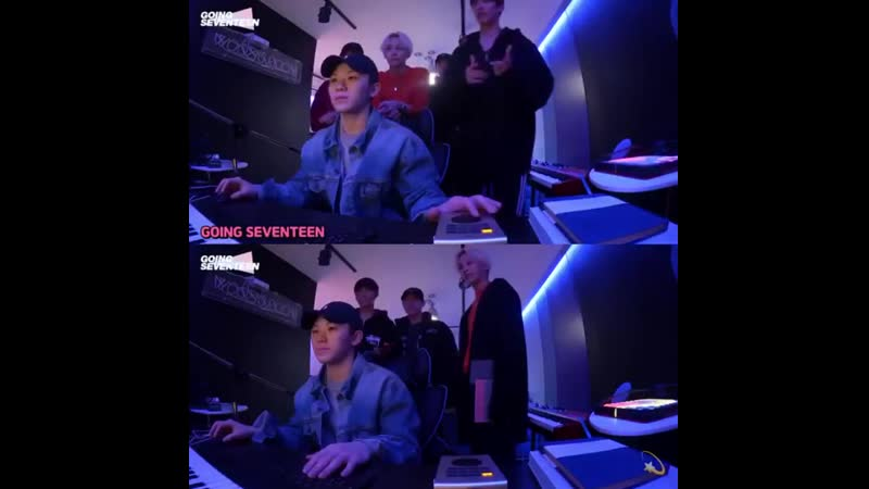 Going svt: opening and ending song
