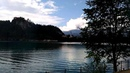 Едем вдоль озера Блед. Словения (15.07.2018)