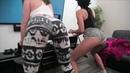 Two sexy girl dance Twerk · coub, коуб