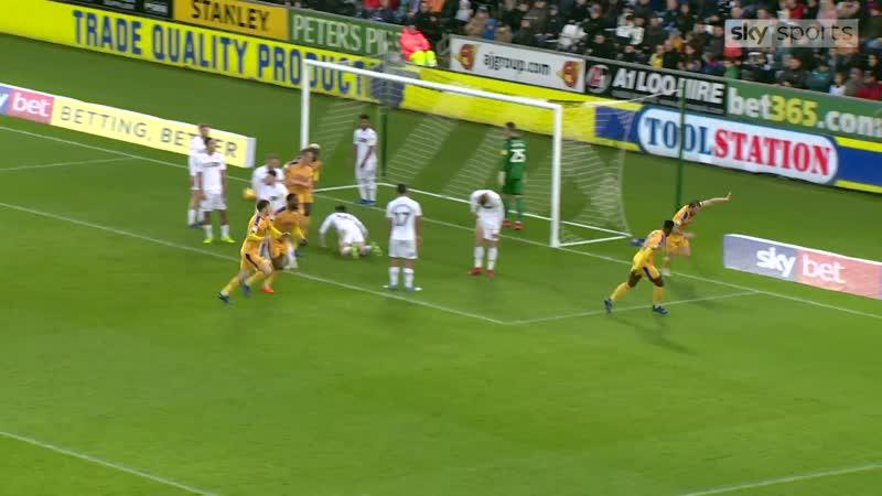 Swansea 2-2 Wigan
