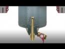 Принцип работы стальных сепараторов шлама Flamco Clean Smart