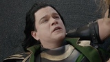 Thor Ragnarok Loki Death Play Scene (Matt Damon Cameo)
