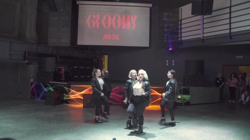 Korean Dream 2018 Gloomy Dance Team, CLC – Black Dress INTRO