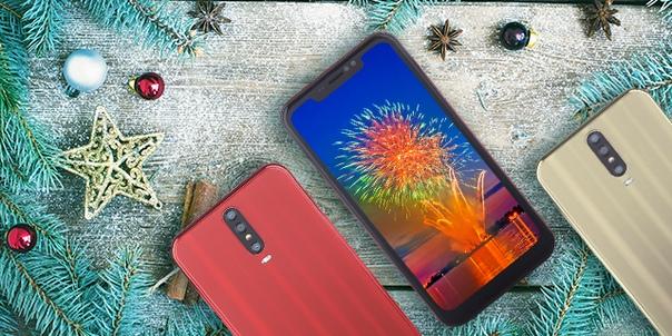Будьте на связи со своими близкими и отправляйте им качественные снимки, сделанные на новый смартфон AR U1. Две сим-карты, большой четкий экран и емкий аккумулятор  все это в одном смартфоне и только сегодня за 5499 рублей!