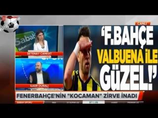 Kasımpaşa 1-4 Fenerbahçe Maç Sonu Valbuena ve Skrtel Yorumları