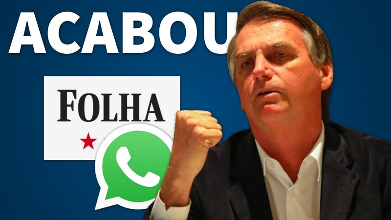 BOMBA!! Matéria CONFIÁVEL da Folha de S. Paulo vai IMPUGNAR Bolsonaro!!
