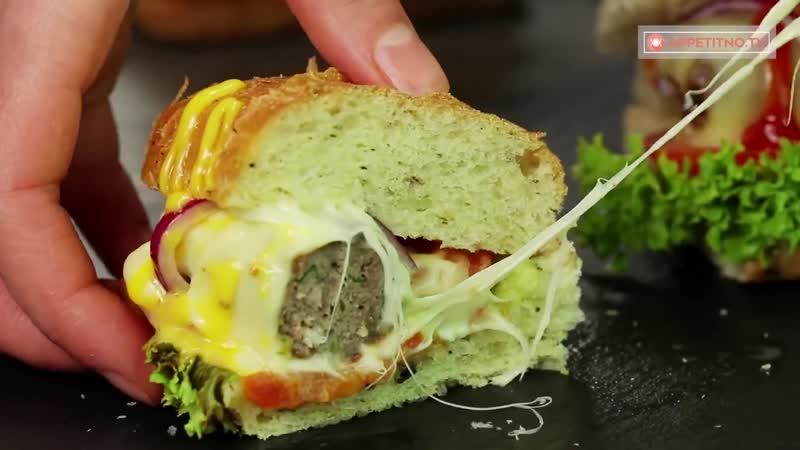 Совсем не классика но как же вкусно Хрустящий багет с сочной и ароматной начинкой
