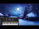 Сектор газа - Ночь перед Рождеством (Синтезатор YAMAHA PSR-S770)