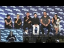 David Mazouz, Robin Lord Taylor, Drew Powell, and more HVFF NJ