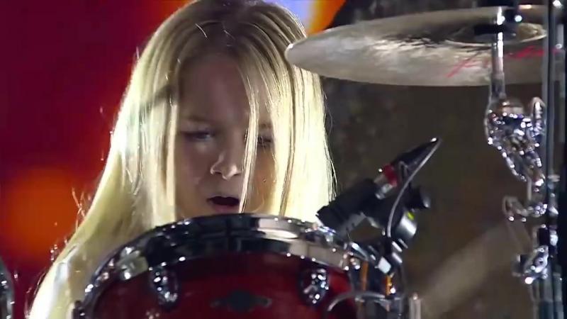 10 Year Old Drummer Johanne Astrid - Winner Of Denmarks Got Talent 2017 Compila