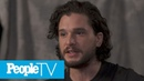 Kit Harington On Why He Hasn't Changed His 'Game Of Thrones' Look Yet TIFF 2018 PeopleTV