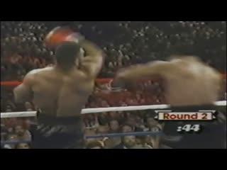BE REAL - Mike Tyson vs Trevor Berbick 28th of 58 - Nov. 1986