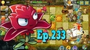 Plants vs. Zombies 2 || A.K.E.E. and Red Stinger - Lost City Day 29 (Ep.233)