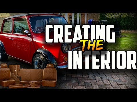 Classic Mini Restoration | Making My Interior | **SPECIAL EPSIODE**