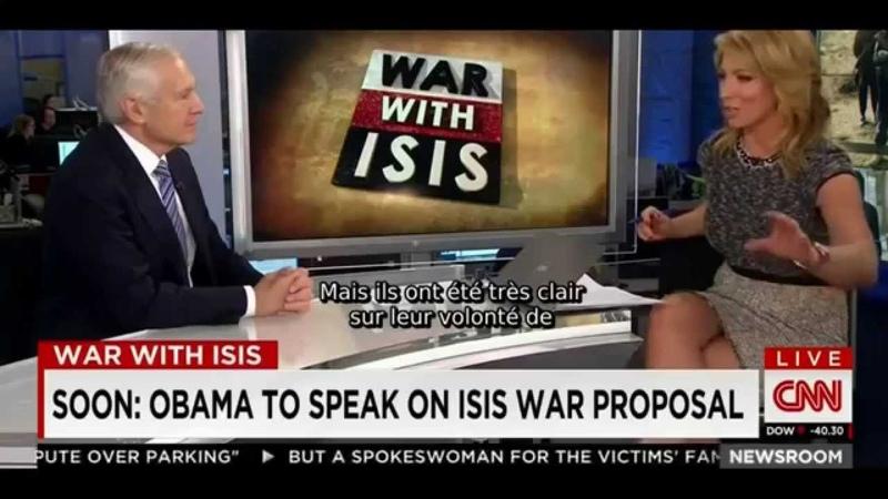 Général Wesley K. Clark : Nos amis alliés ont créé Daesh.