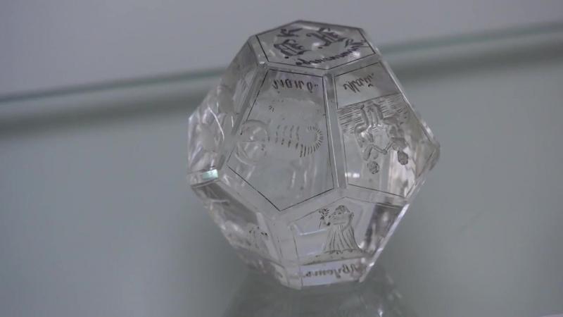 В краеведческом музее представлена часть клада шадринского купца Николая Протопо