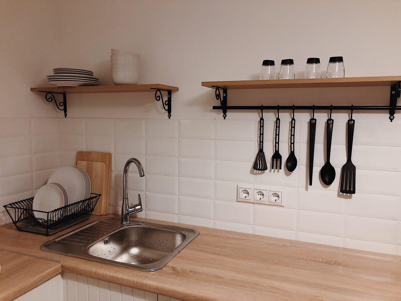 Наш дизайн кухни ^^