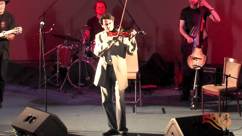 Azrieli Amphitheatre Tel Aviv Israel Sanya Kroitor violin II