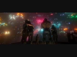 Стражи Галактики 2 - Концовка, Смерть Йонду