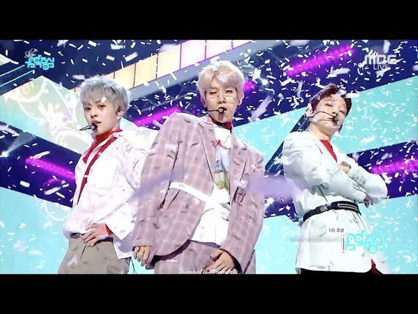 EXO CBX 엑소 첸백시 화요일 Blooming Day 교차편집 Stage Mix
