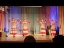 Марийский танец Девичья плясовая